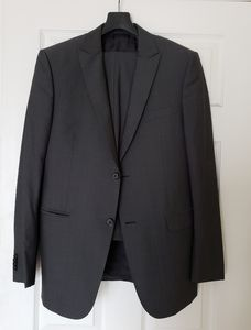 Z Zegna Mens Suit
